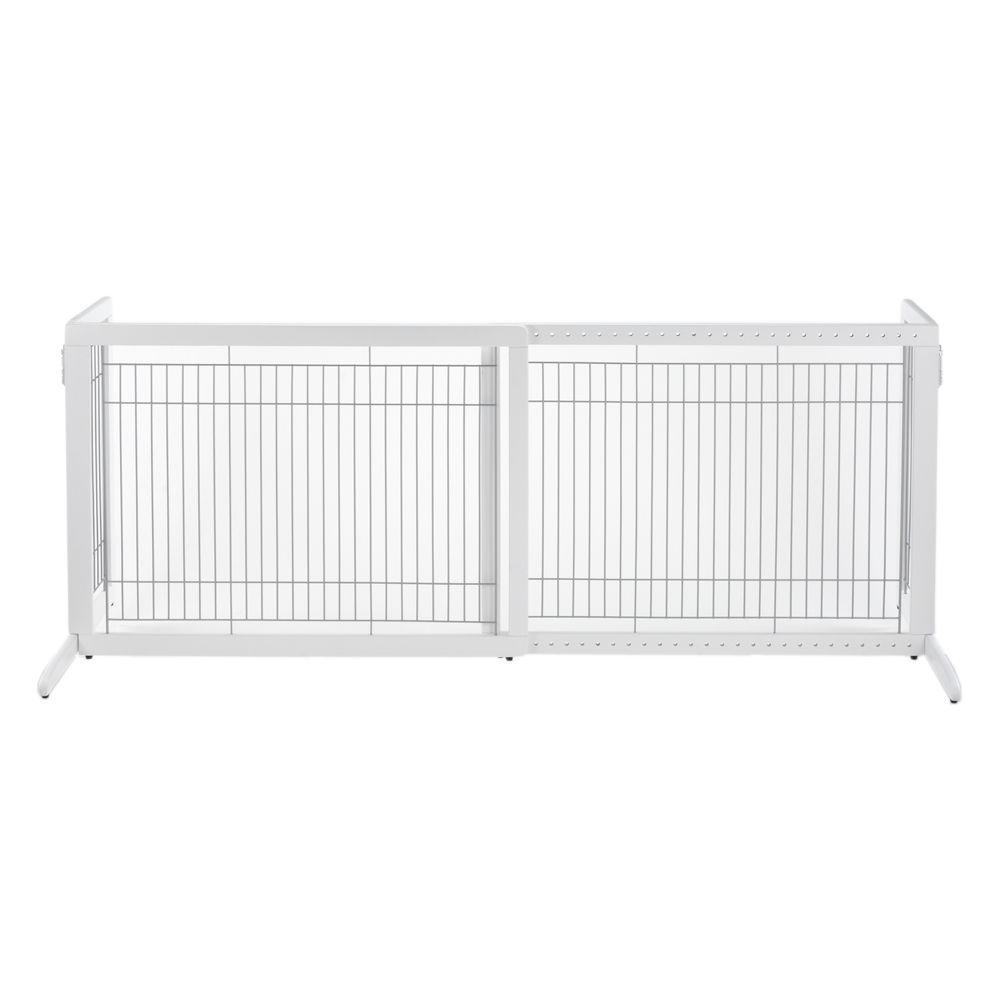 Richell R94159 Freestanding Pet Gate Hl