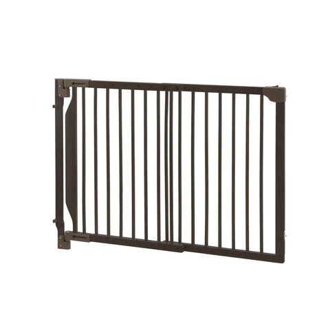 Richell R94182 Expandable Walk-Thru Pet Gate - PetGateCentral.com