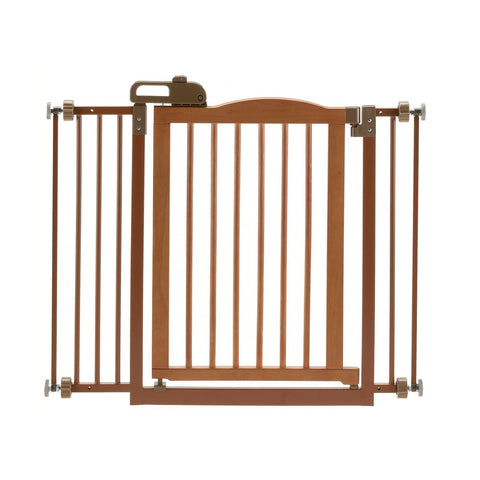 Richell R94928 One-Touch Pressure Pet Gate II - PetGateCentral.com
