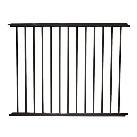 Cardinal Gates VG40-BK VersaGate Hardware Mounted Pet Gate Extension - PetGateCentral.com