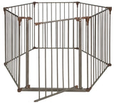 Crown Pet CPP-Pet Yard Pet Yard Bronze/Dark Brown Finish
