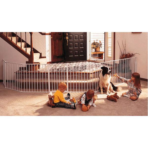 Kidco Configuregate Gate - For Irregular Openings - PetGateCentral.com