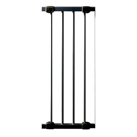 "KidCo Safeway Black 10"" Extension - PetGateCentral.com"
