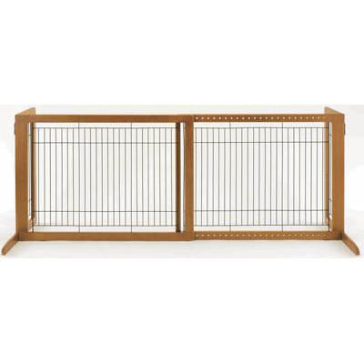 Richell Freestanding Pet Gate HL in Autumn Matte - PetGateCentral.com