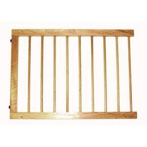 Cardinal Medium Oak Extension For Step Over Gate SGX-MO - PetGateCentral.com