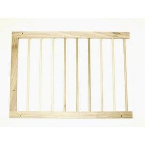 Cardinal Natural Extension For Step Over Gate SGX-N - PetGateCentral.com