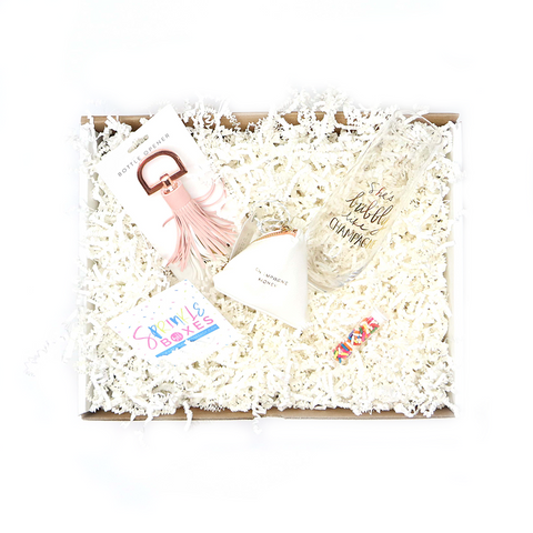 CHAMPAGNE BUBBLY Sprinkle Box - Free Shipping