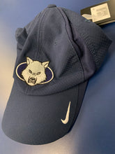 Baseball Hat - Nike Wolf Head - Navy