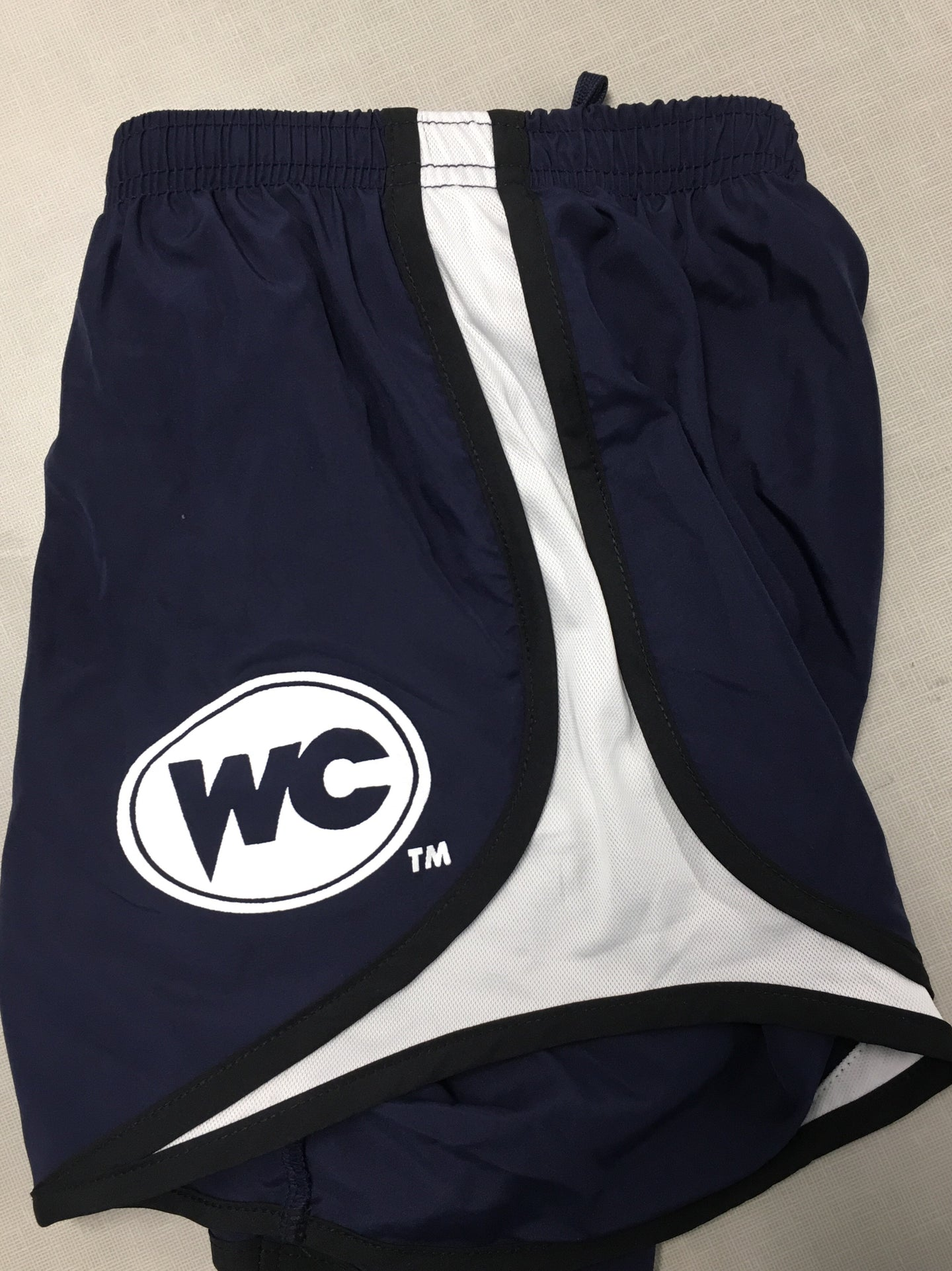 Women's Athletic Shorts - WC - Navy