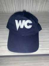 WC Logo White- Navy Hat