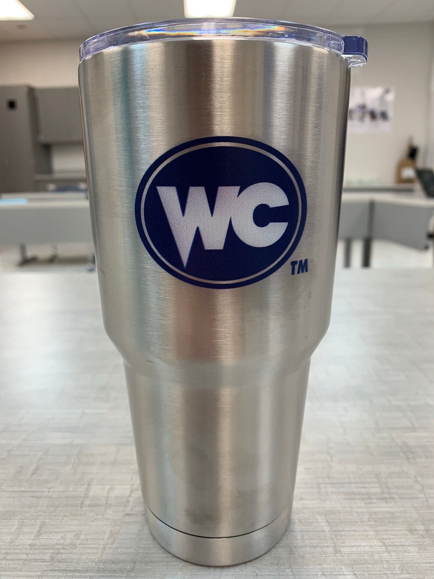 30 oz. Stainless Steel WC Tumbler