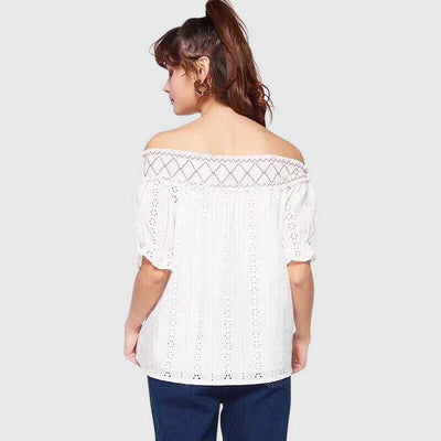 Blusa Boho Tribal Retro