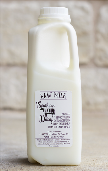 What is Raw Milk?