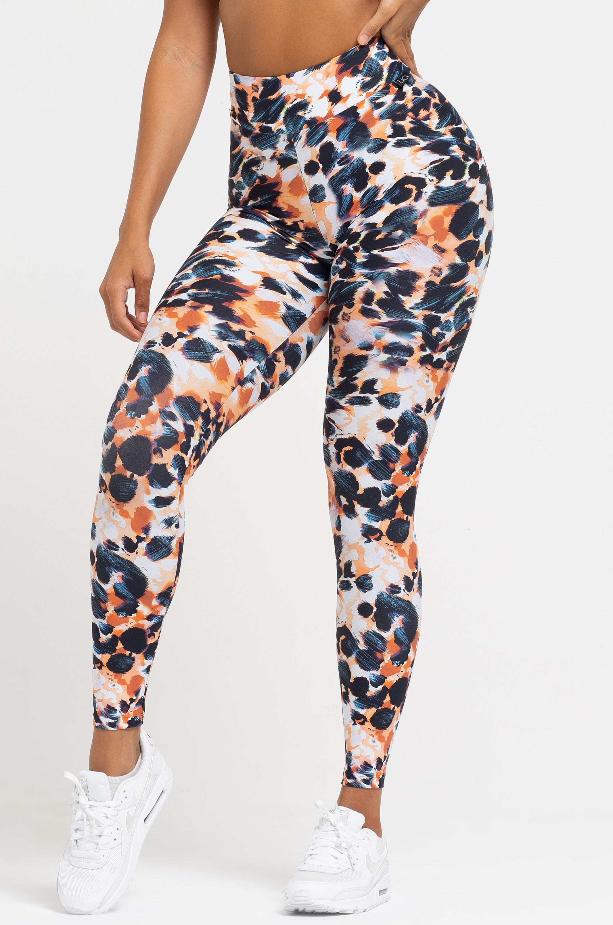 Wild Thing High Waist Scrunch Leggings