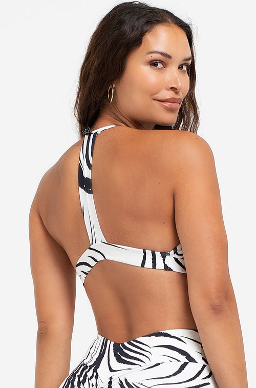 Untamed Strappy Bra