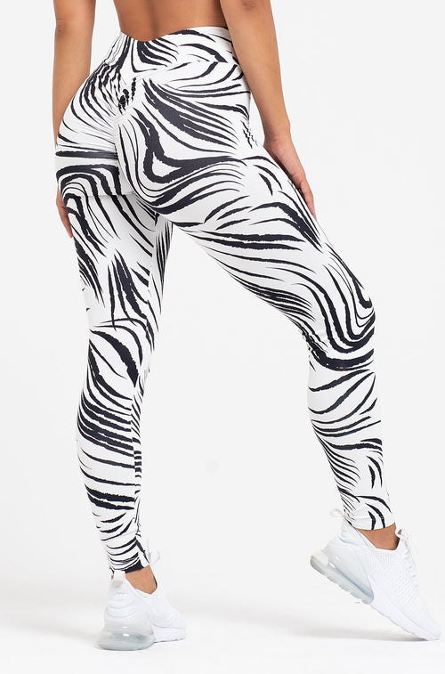 Untamed High Waist Scrunch Leggings