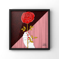 Truths and Roses - Art Print by Never Forever