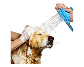 The Ultimate Pet Bathing Tool