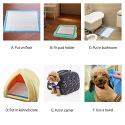 Dog Training Pads (40 pcs)