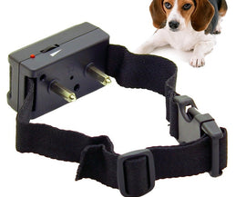 Anti Bark Training Terminator Collar