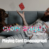 Cyber Surgery: Card Spin Cinemagraph