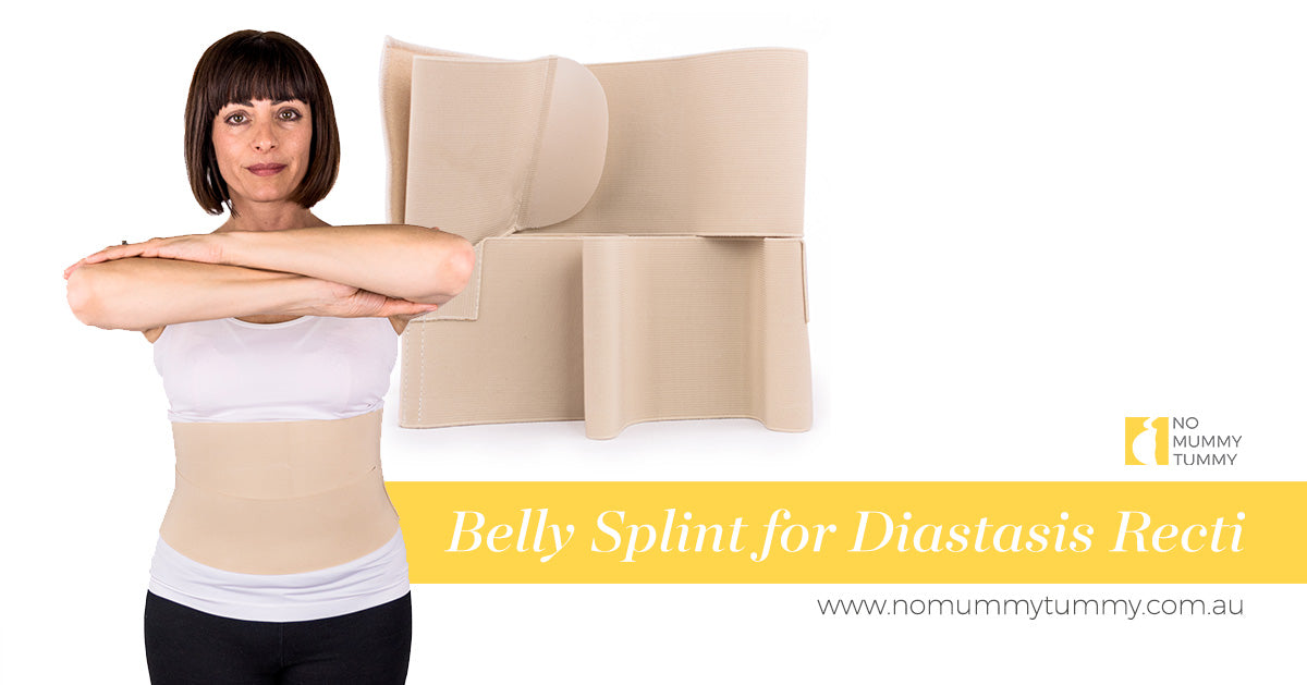 Belly Splint for Diastasis Recti