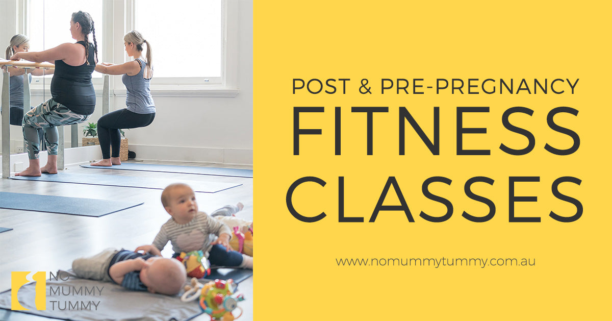 Post and Pre-Pregnancy Fitness Classes
