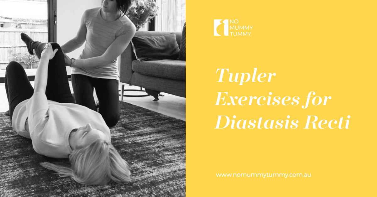 Tupler Exercises for Diastasis Recti