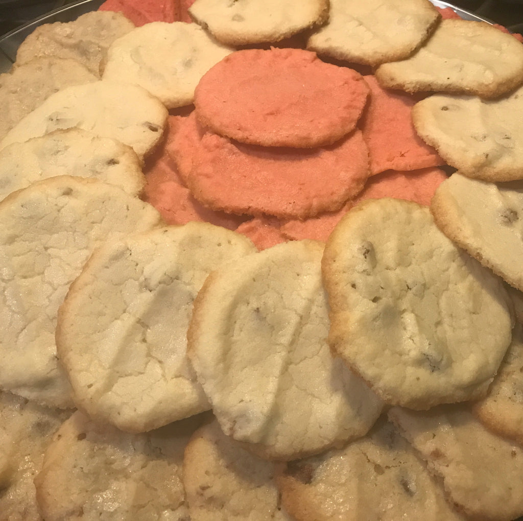 Gourmet Butter Cookie Platter