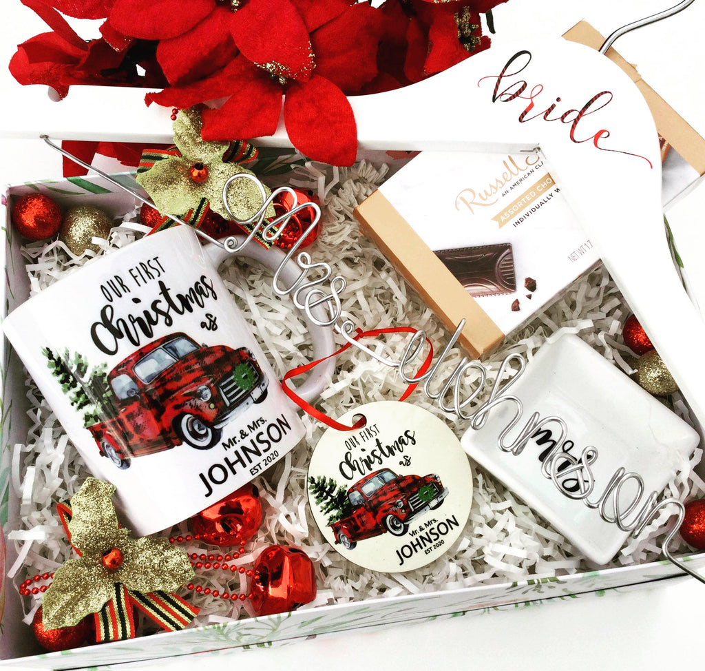 Christmas Bridal Gift Set