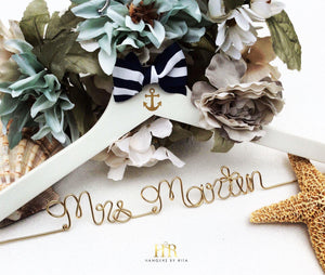 Nautical Bridal Hanger