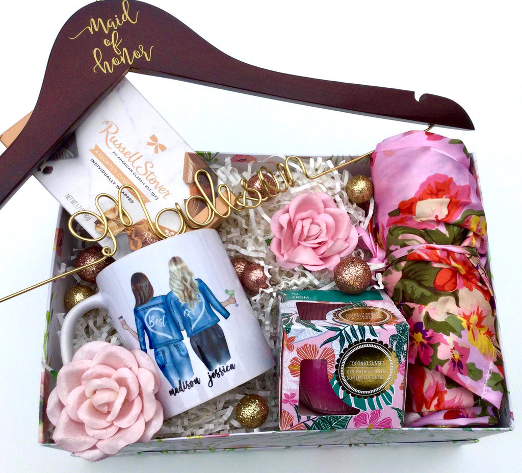 Bridesmaid Gift Set