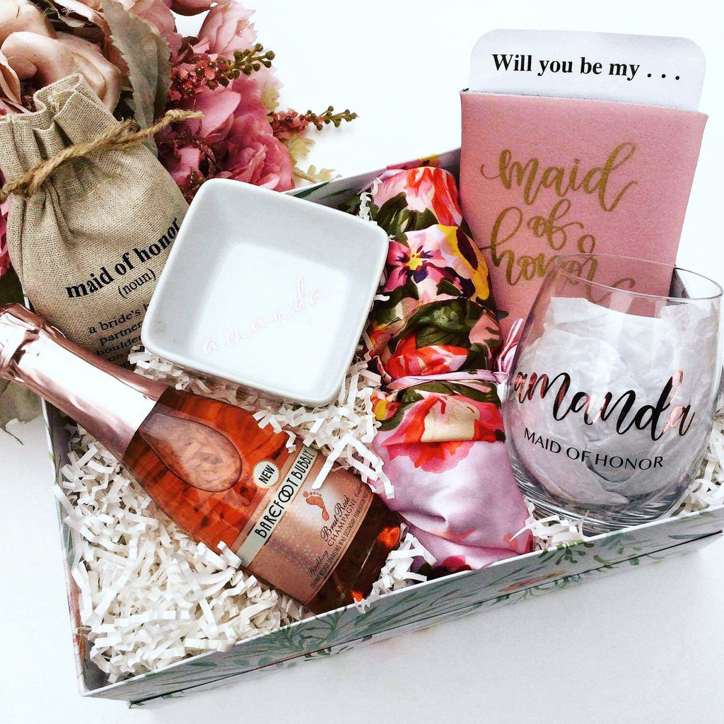 Bridesmaid Proposal Gift Set