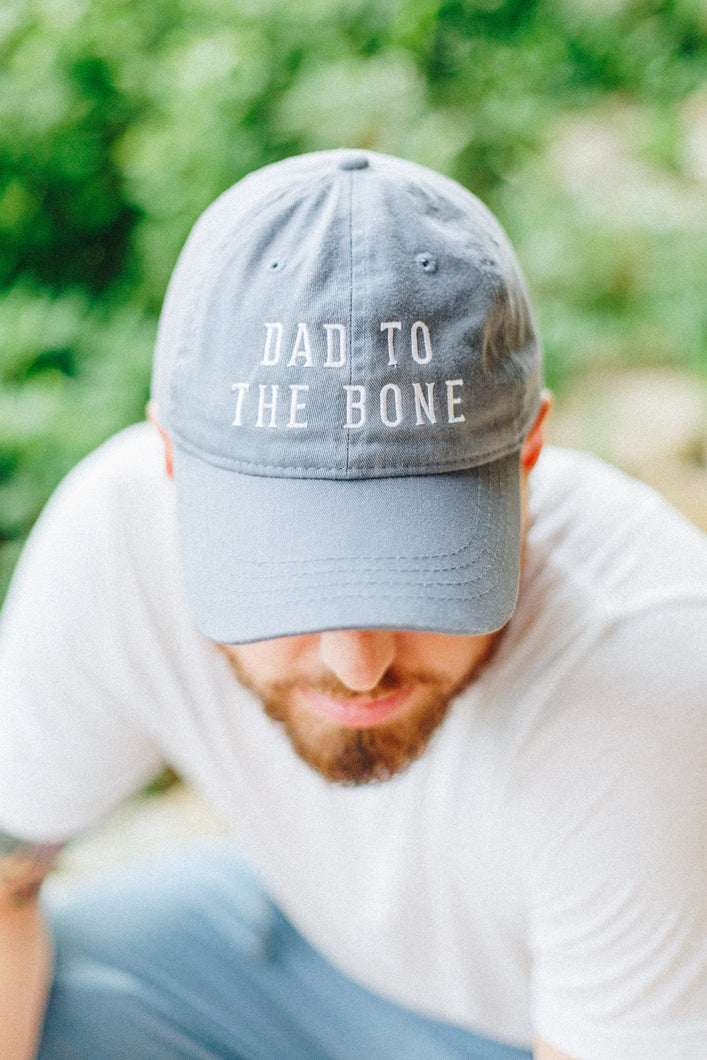 Dad to the Bone Hat