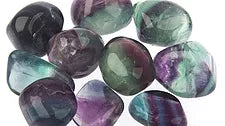 Fluorite Rollerball Chips