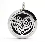 Kids Heart S/S Diffusing Locket