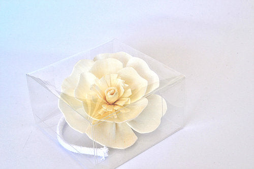 Wooden Diffusing Peony Flower