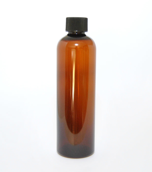 Amber PET Bottles 250ml