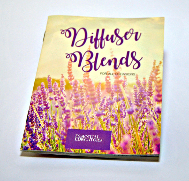 Diffuser Blends Mini Books