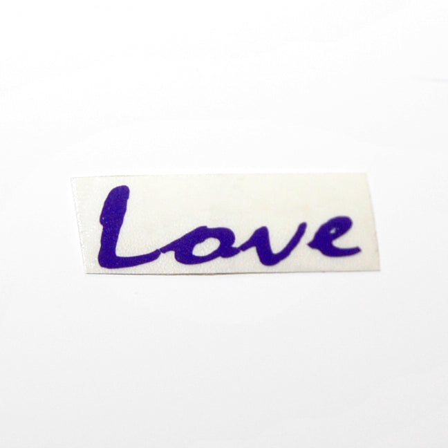 Love Perfume Vinyl Label Single