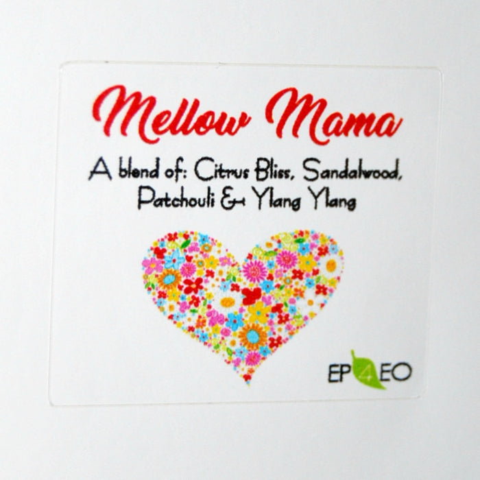 Mellow Mama Vinyl Labels