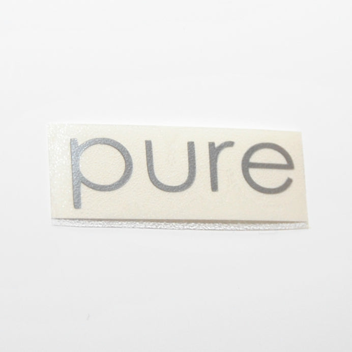 Pure Perfume Vinyl Label Single
