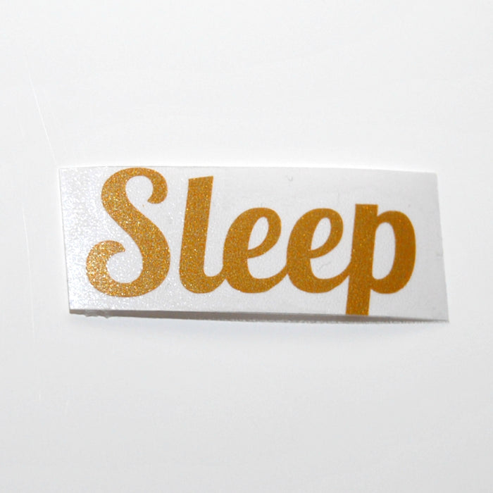 Sleep 'Luxe' Vinyl Label Single