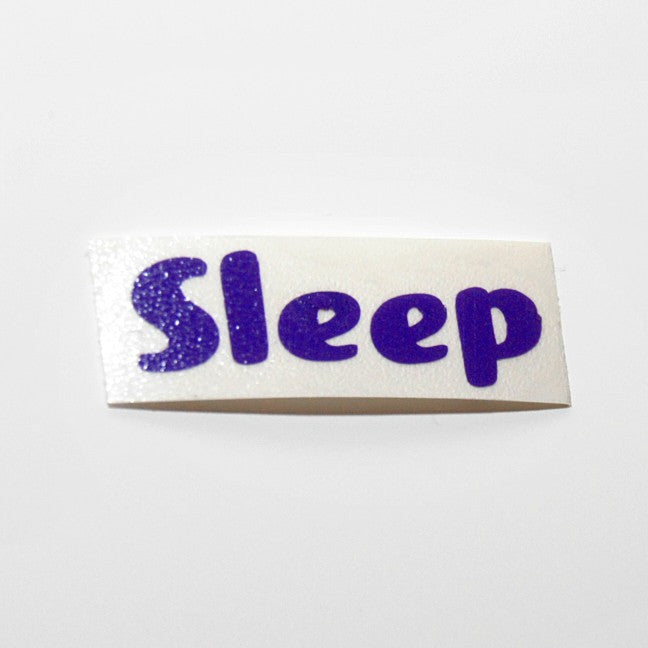 Sleep Vinyl Label Single