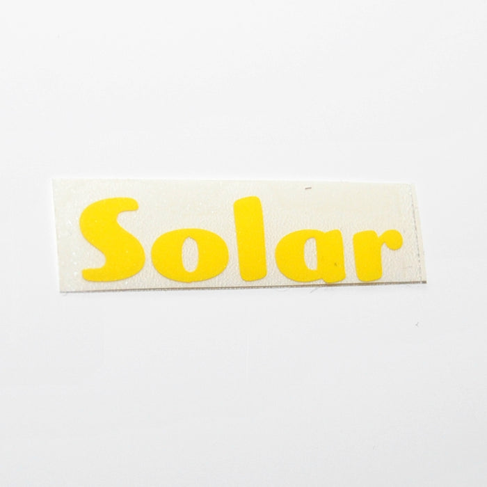 Solar Chakra Vinyl Label Single