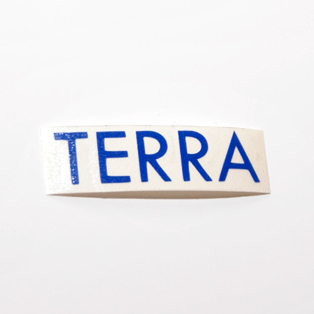 Terra Perfume Vinyl Label Single