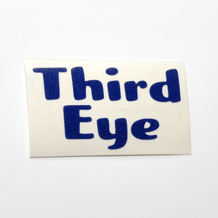 Third Eye Chakra Vinyl Label Single
