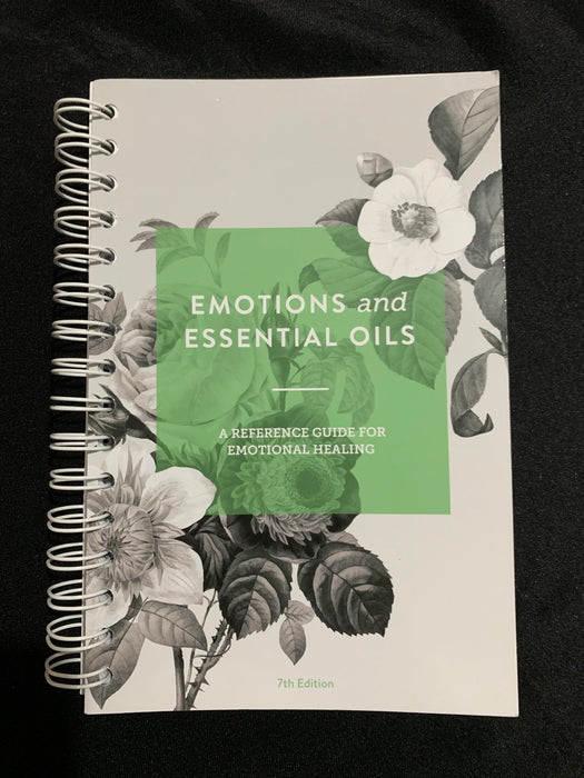 Emotions & Essential Oils book 7th Edition
