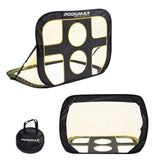 2 in 1 Pop Up Soccer Goal for Kids, Perfect for Pickup/Scrimmage Game