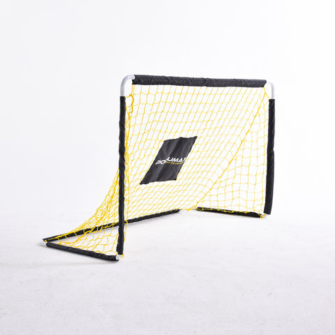 4-Feet Metal Tube Soccer Goal with Quick Assembly